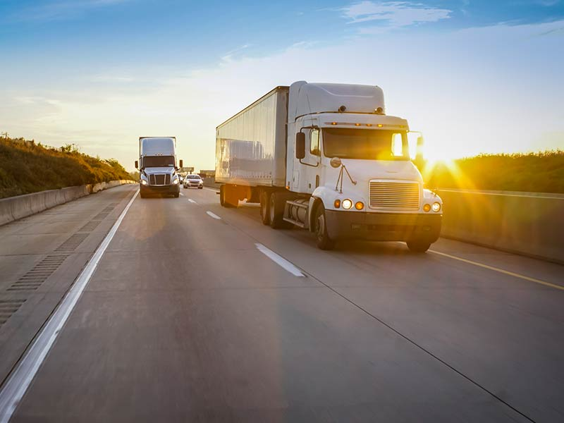 Convoy Revolutionizing Trucking