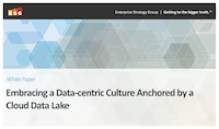 ESG data lakes report cover