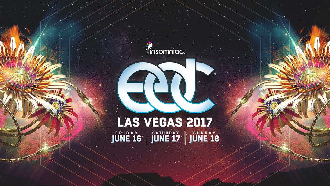 Electric Daisy Carnival 2017 での Snowball Edge