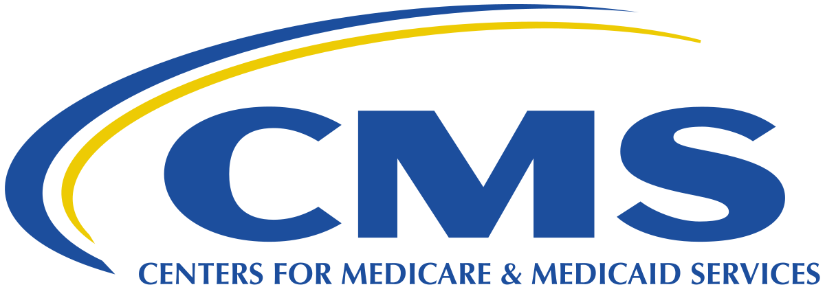 CMS Centers for Medicare and Medicaid Services Logo