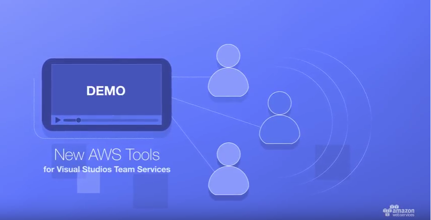 AWS Tools for Microsoft Visual Studio Team Services – Amazon Web