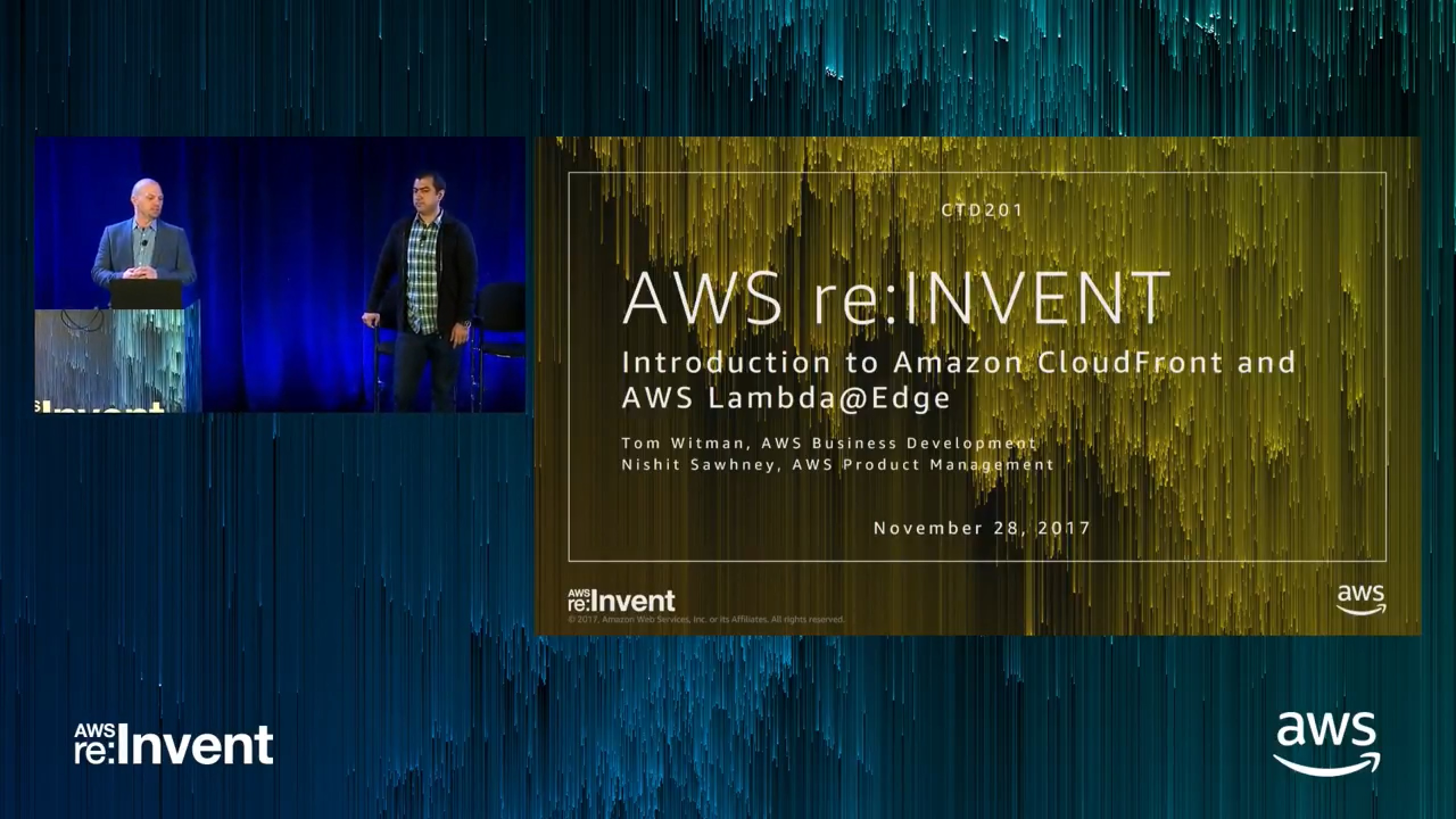 Amazon CloudFront e AWS Lambda@Edge