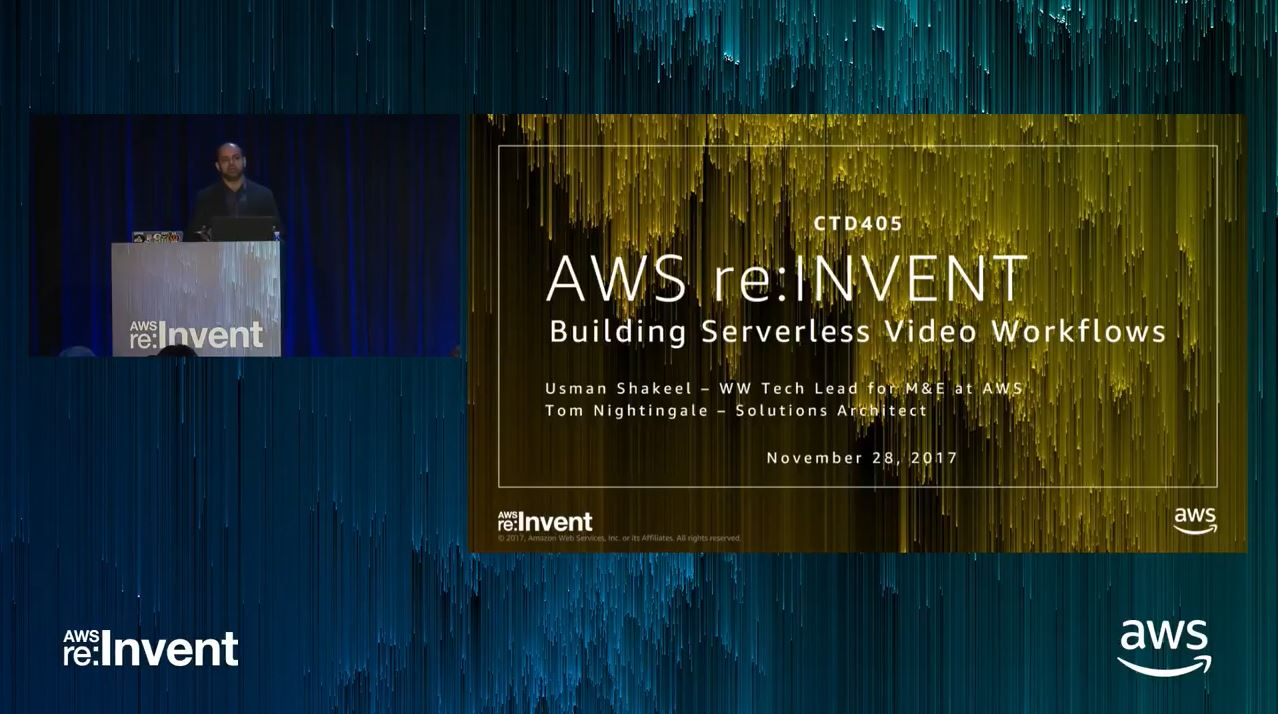 re:Invent video: Amazon CloudFront