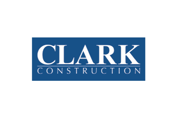 Logo de Clark Construction