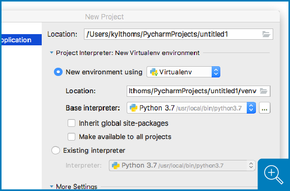 AWS Toolkit for PyCharm