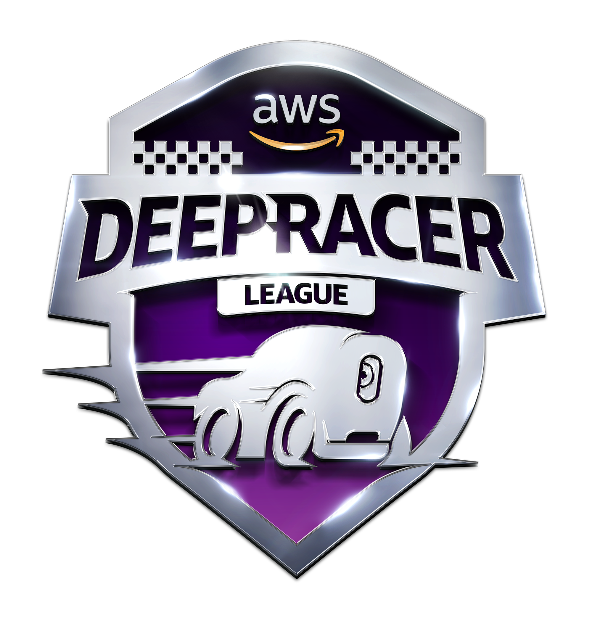 Логотип AWS DeepRacer League