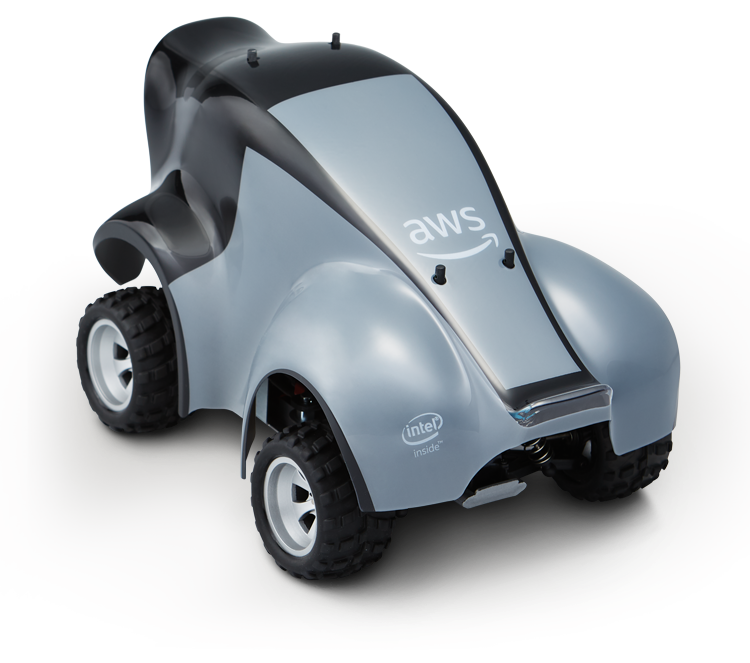 AWS DeepRacer - the fastest way to get rolling with machine
