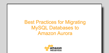 Migrating MySQL to Aurora