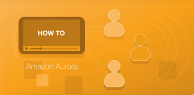 Видео «How to Create Your First Database Cluster on Amazon Aurora»