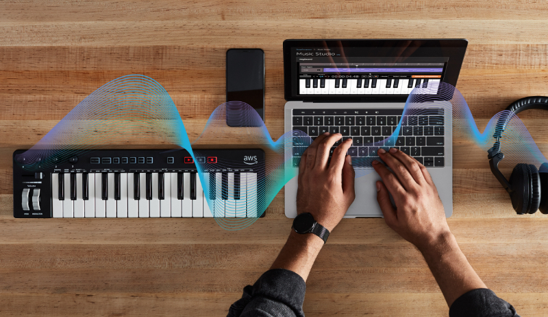 Get creative and customize your AI-generated music using your favorite Digital Audio Workstation (DAW).