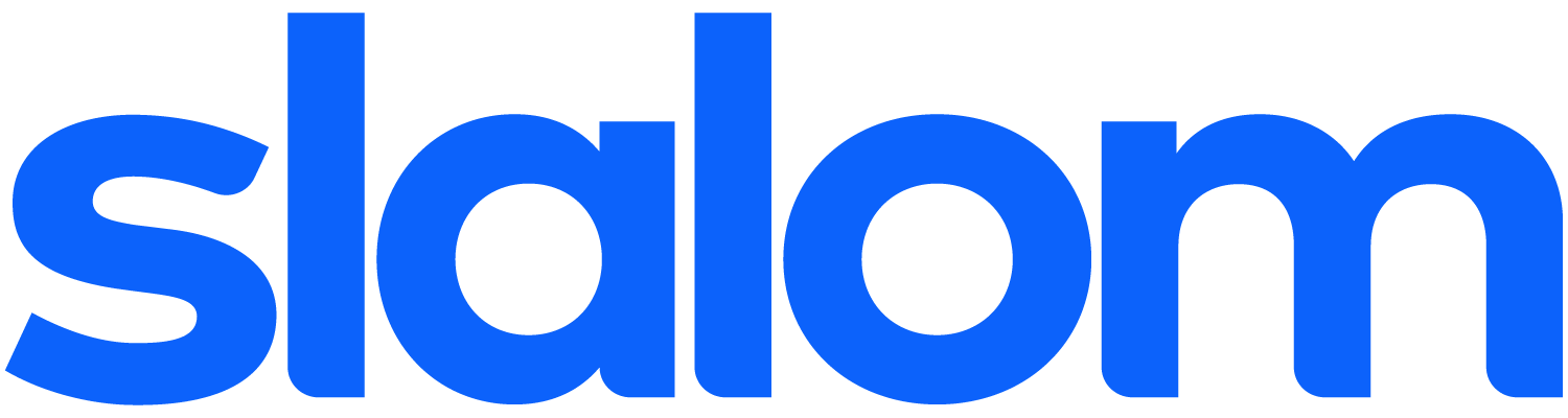 slalom - customer logo