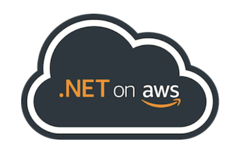 dot net on AWS icon