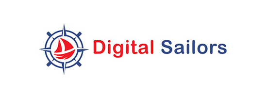 Logotipo da Digital Sailors