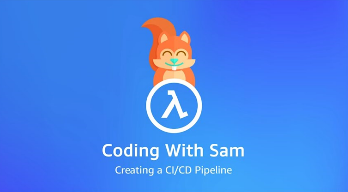 Coding with SAM CICD