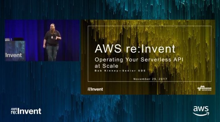 Serverless API at Scale