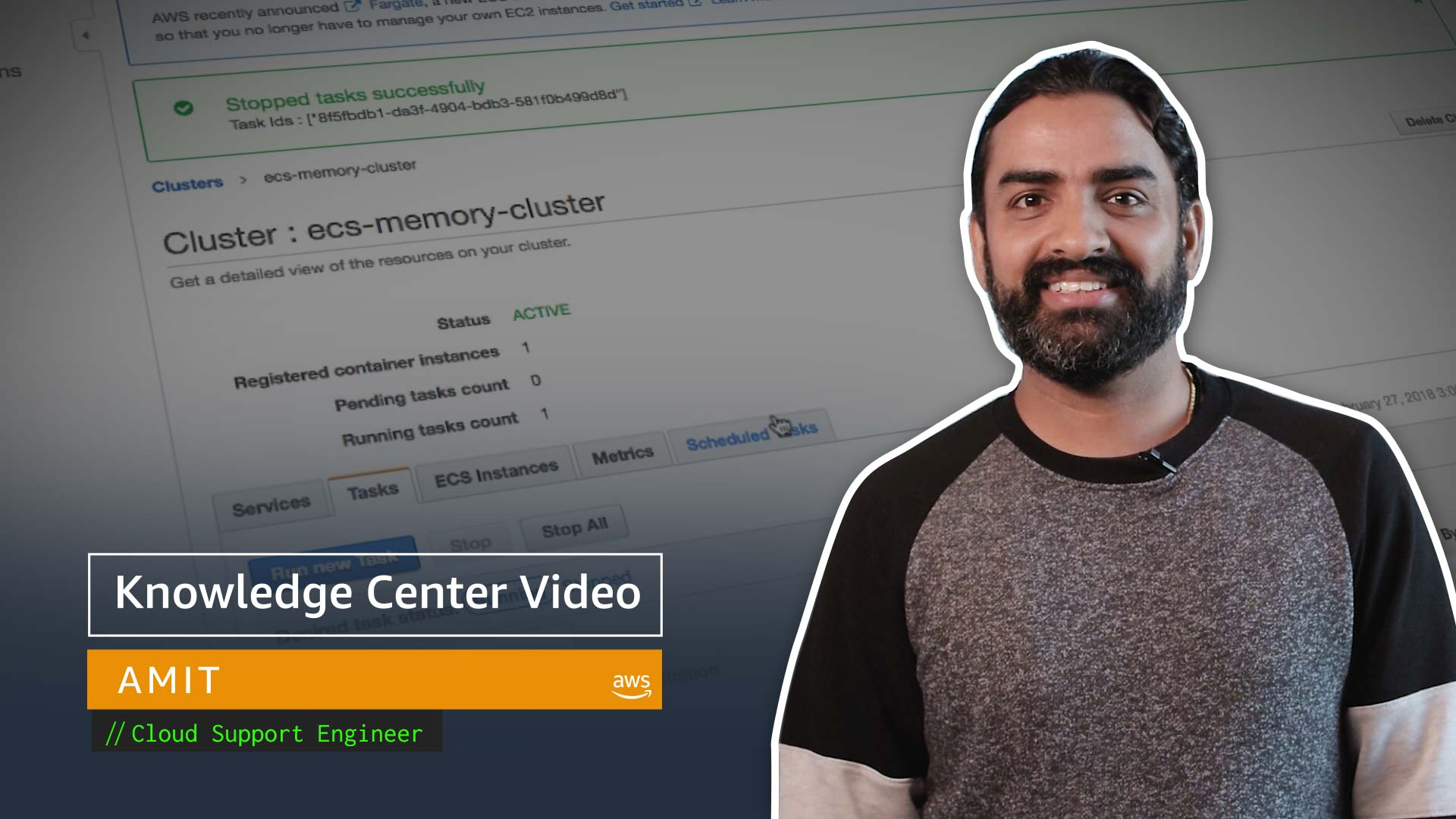 Understand How Amazon ECS Allocates Memory to Tasks