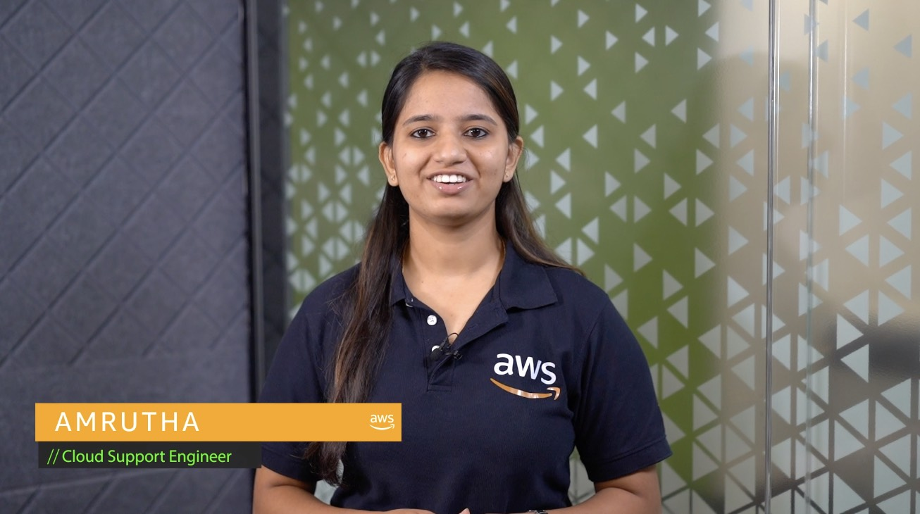 Watch Amrutha's video to learn more