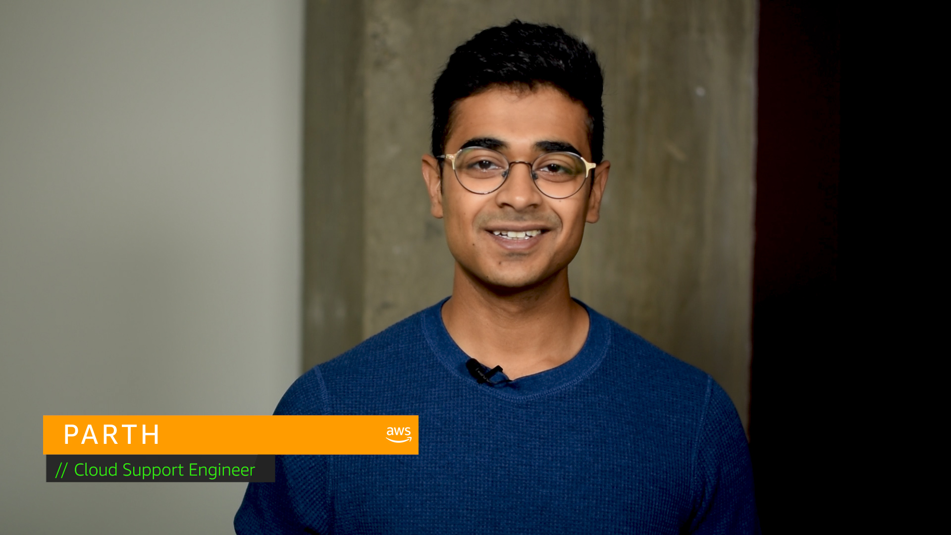 Watch Parth's video to learn more