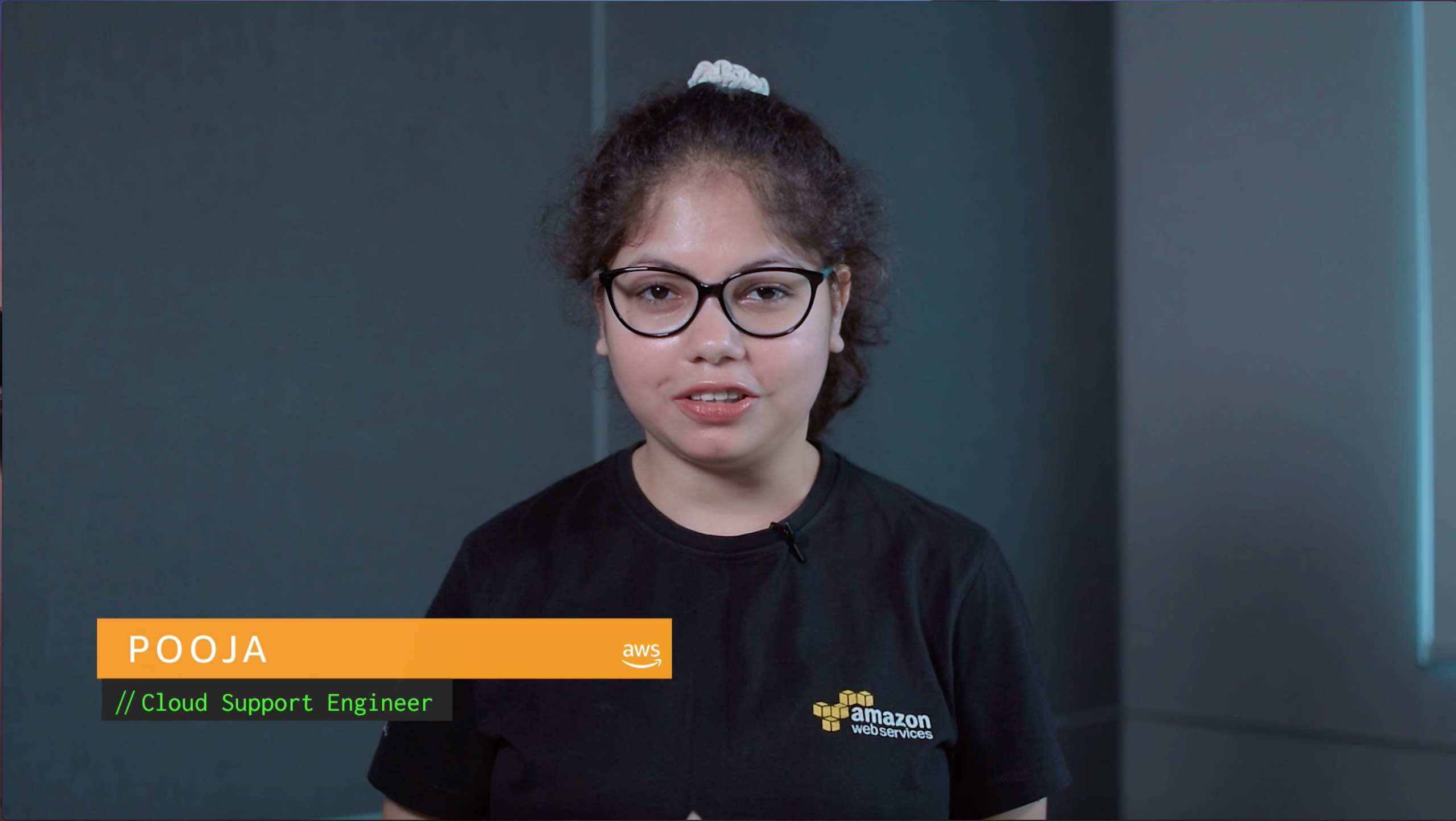 Pooja shows how to assign a custom DNS server that persists across reboots to an Amazon EC2 instance