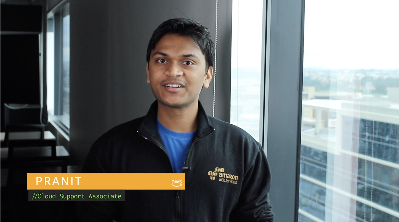 Watch Pranit's video to learn more