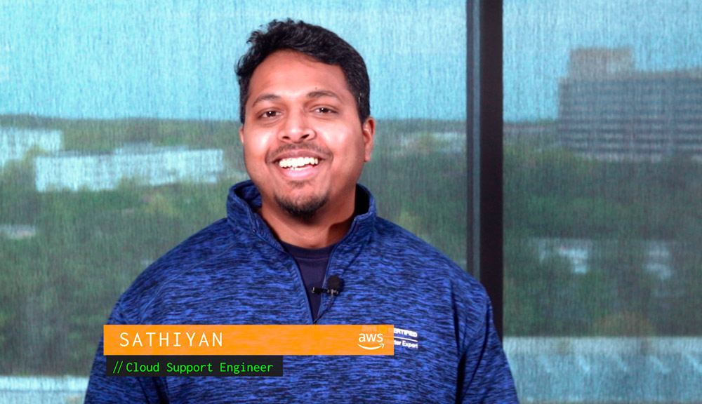 Sathiyan shows you how to terminate or rebuild an AWS Elastic Beanstalk environment (8:08)