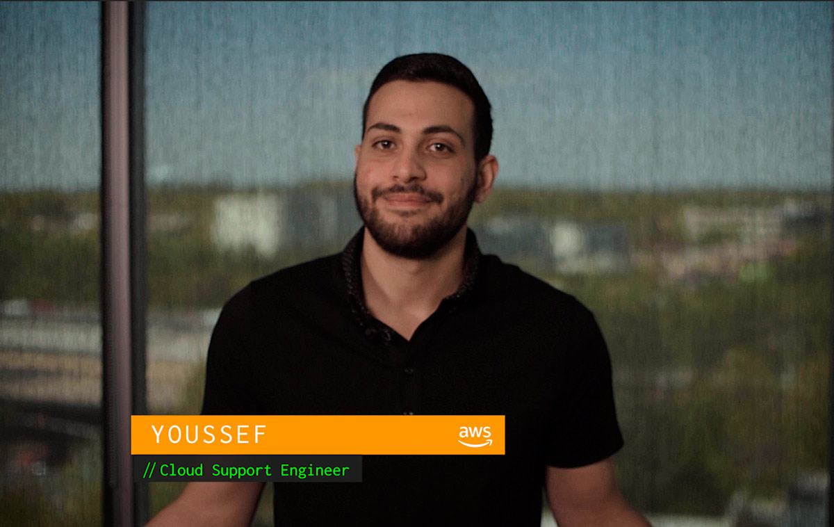Watch Youssef's video to learn more