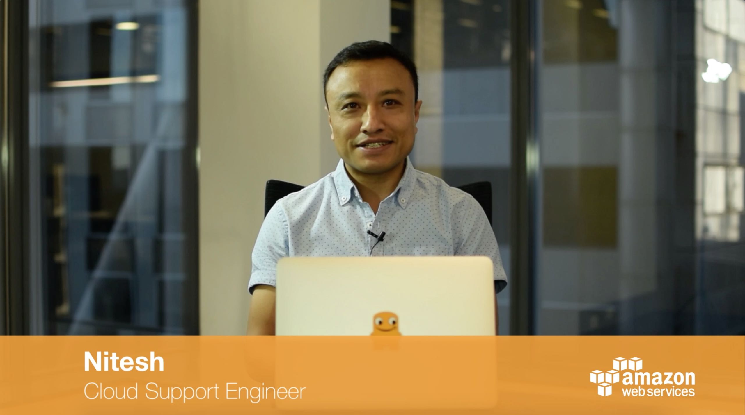 Watch Nitesh's video to learn more