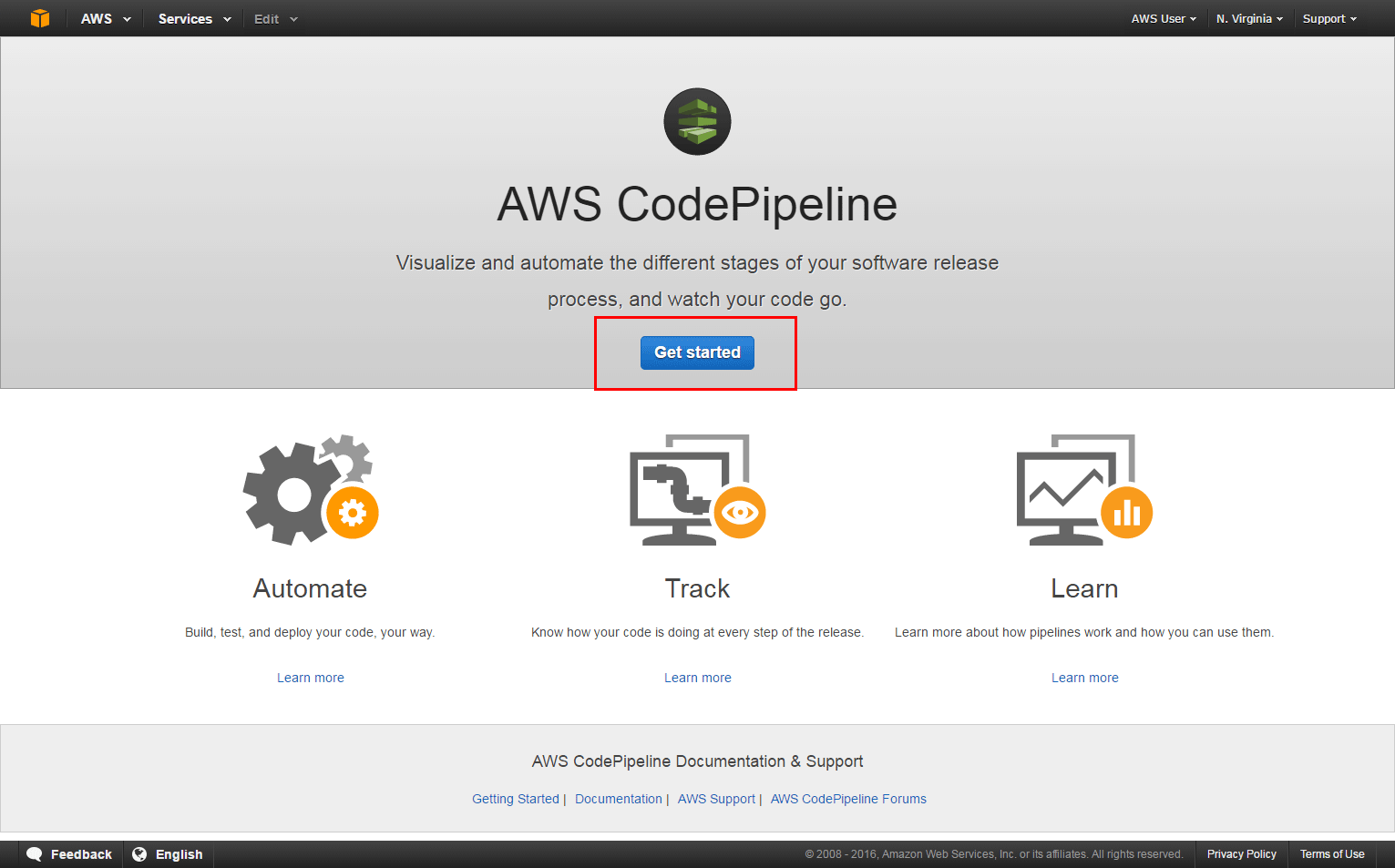 How To Set Up A Continuous Deployment Pipeline Amazon Web Services Setting Virtual 3 Way Switch My Home Automation Project Delivery