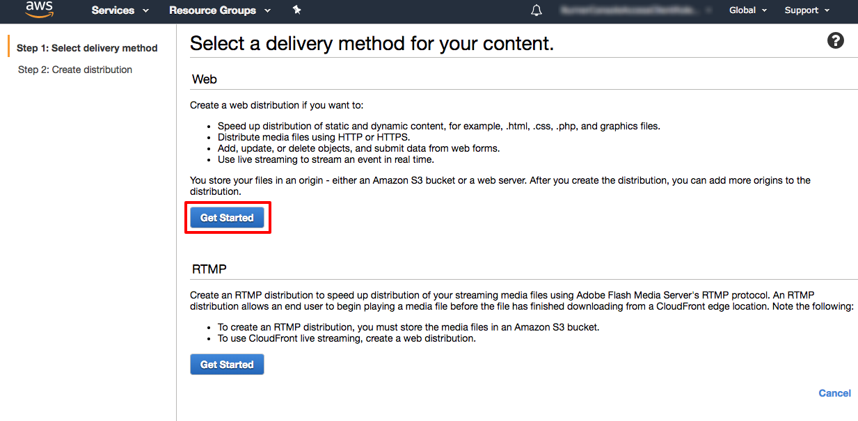 How to Deliver Content Faster – Amazon Web Services (AWS)