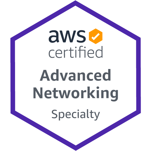 AWS Certified Advanced Networking - Specialty