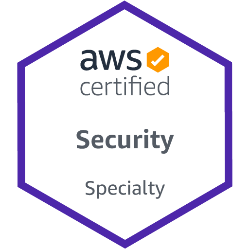 AWS Certified Badge Image