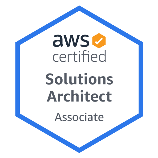 AWS Certified Solutions Architect – Associate Certification