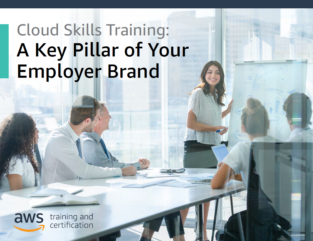 Cloud Skills Training: A Key Pillar of Your Employer Brand