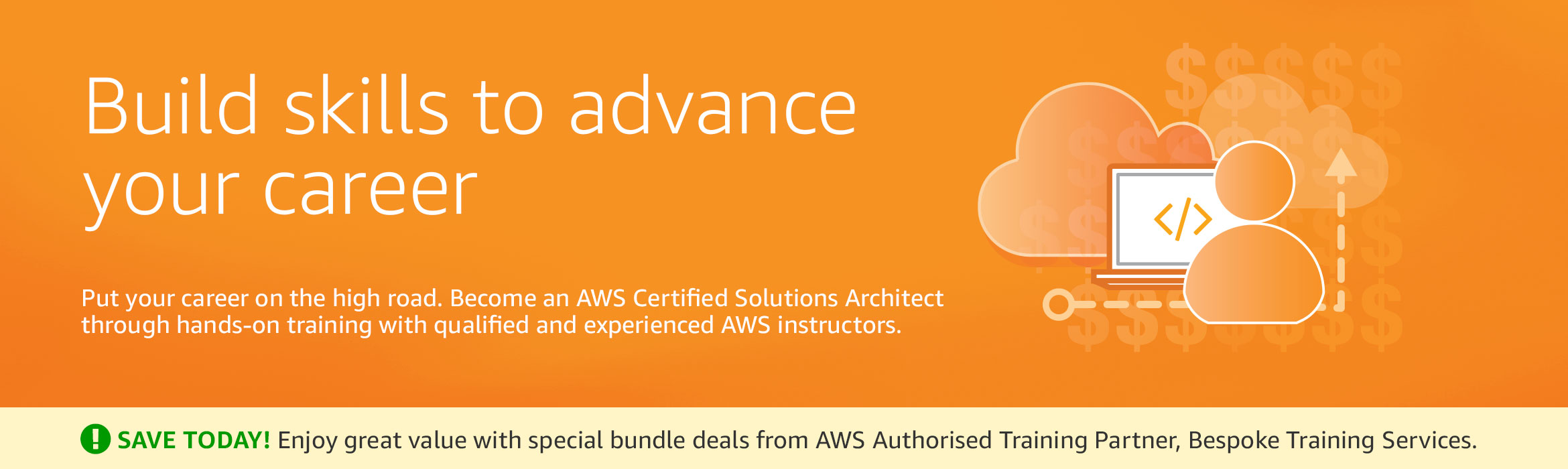 Save Today Special Aws Training And Certification Bundle
