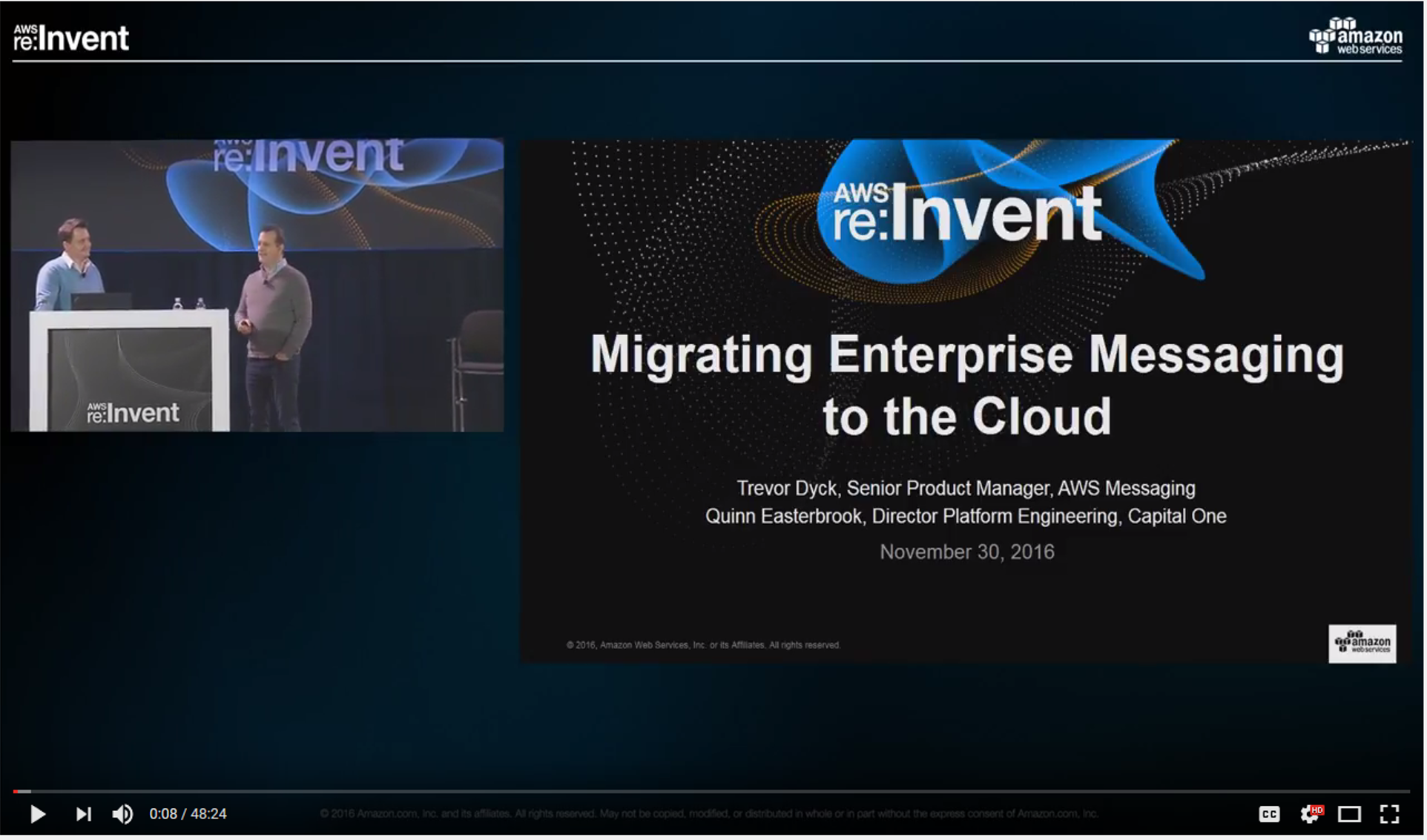 reIinvent2016_ENT217_migrating_enterprise_messaging