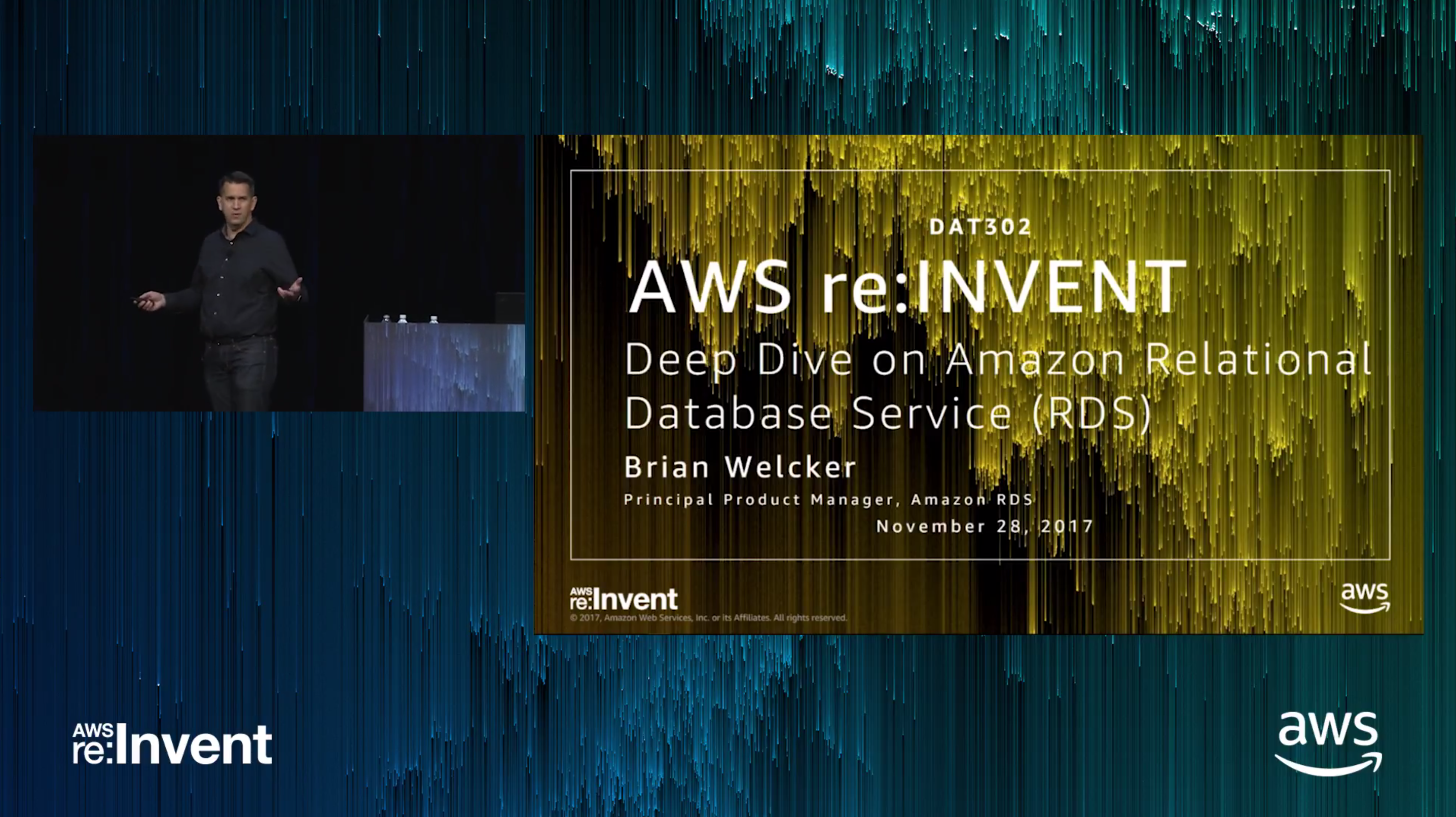 Deep Dive on RDS reInvent 17