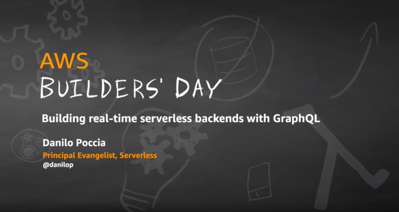 building real-time serverless backends with graphql