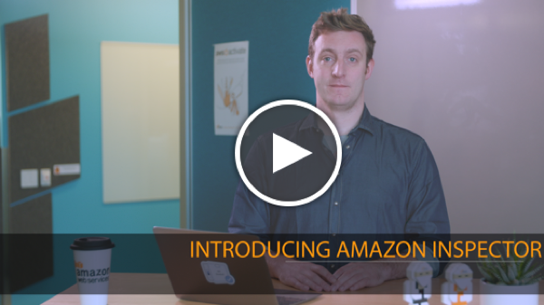 12-Introducing Amazon Inspector_play