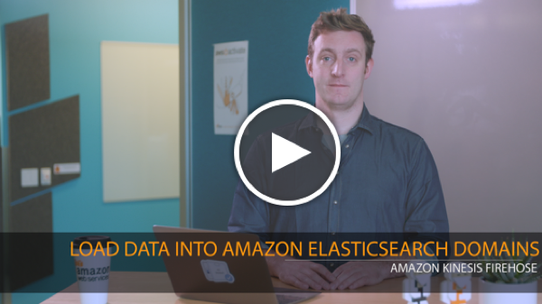 16-Amazon Kinesis Firehose Load Data into Amazon Elasticsearch Domains_play