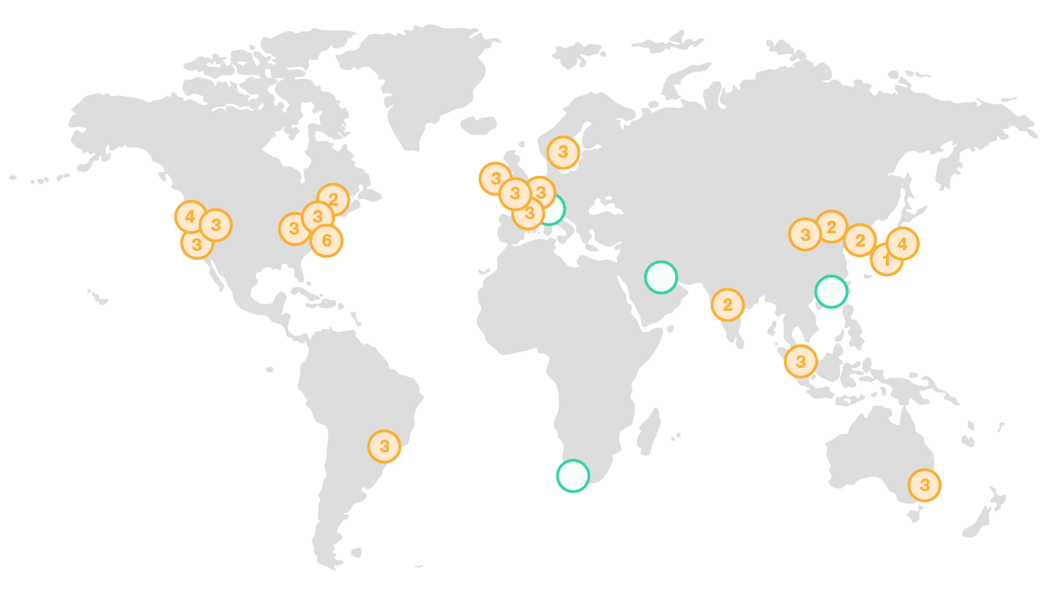 Global Cloud Infrastructure | Regions & Availability Zones | AWS