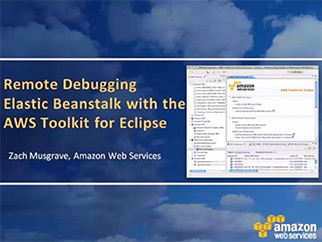 AWS Toolkit for Eclipse