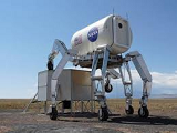 NASA's Jet Propulsion Laboratory ATHLETE robot